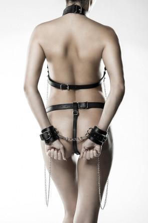 Chain Bra Set