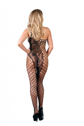 Crotchless Catsuit