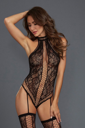 Teddy bodystocking