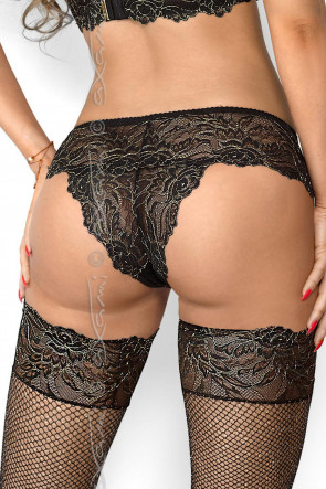 Castle in the Sky - Lace Stockings
