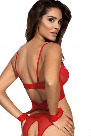 Hot Sevilla - Bandage BH Red