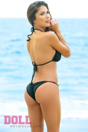 Brazil Scrunch Bikini on a Chain