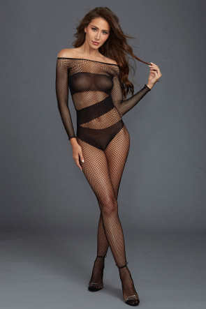 Black Diamond Bodystocking 0323