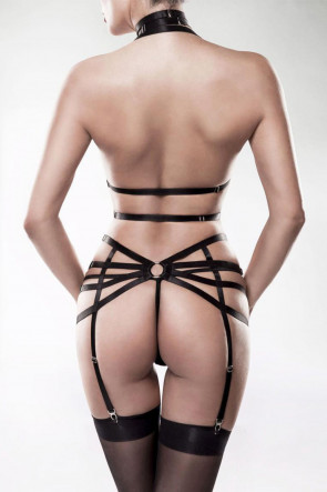Exclusive Halfcup Harness Set
