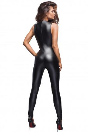 Wet Look Catsuit